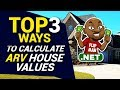 Top 3 Ways to Calculate ARV House Values Step by Step Free Online | Wholesaling Houses for Beginners