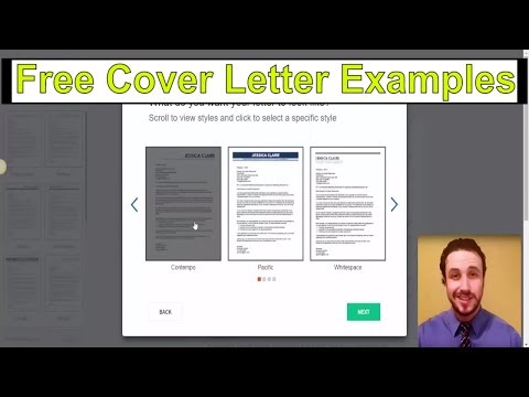 Free Cover Letter Examples