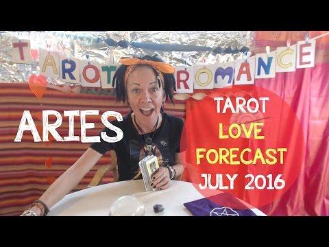 ARIES TAROT LOVE FORECAST JULY 2016