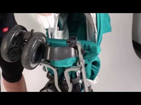 SERVICE IN SECONDS - Cleaning the UPPAbaby G-LUXE Wheels