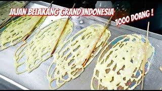6 Jajanan Belakang Grand Indonesia (Murah + Enak)
