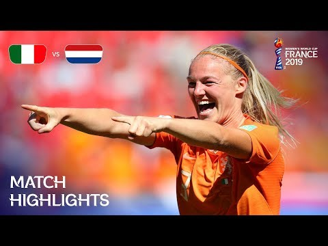 Xxx Mp4 Italy V Netherlands FIFA Women's World Cup France 2019™ 3gp Sex