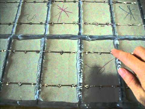 Get A Girl Off The Grid: Silicone Caulking.AVI
