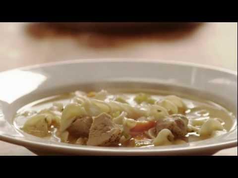 How to Make Chicken Noodle Soup | Allrecipes.com