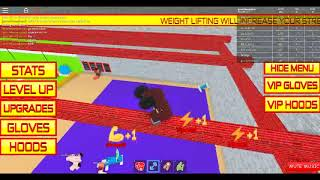 glith on boxing simulator 5!!!!!