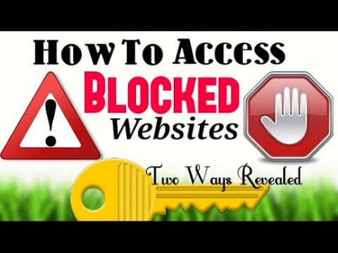 How to Access BLOCKED SITES in iPhone  For free Any iOS