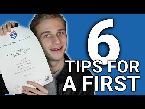 6 Tips for Getting a First-Class Degree at University | PostGradMedic