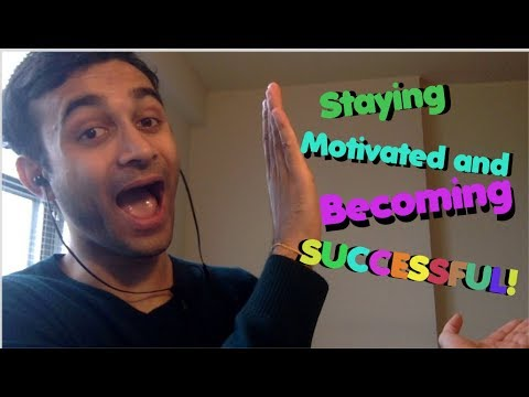 3 EASY STEPS TO INCREASE YOUR MOTIVATION!!