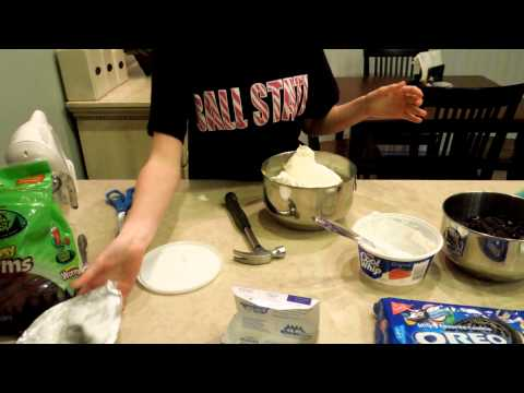 How to make Dirt Pudding By: Sarah Dillman
