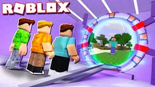 PORTALS TO ANY DIMENSION IN ROBLOX!