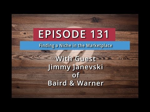 SYB 131:  Finding a Niche in the Marketplace (Jimmy Janevski)