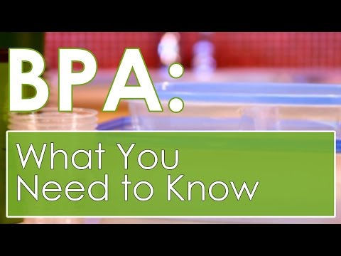 BPA in Food Containers: What You Need to Know