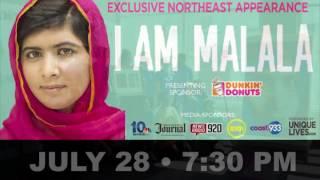 Rubix Cube Mosaic of Malala Yousafzai Providence, RI