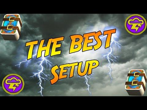 Wizard101: LEGENDARY STORM DECK & GEAR SETUP!