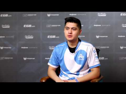 Short interview with Cloud9.autimatic, Starseries S2 Day 4