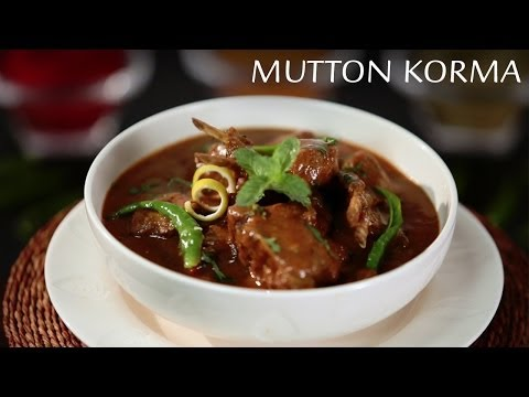 Mutton Korma Recipe | MAGGI Creative Kitchen