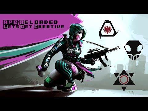 Let's design something! EP: 1 [APB: Reloaded Gameplay]