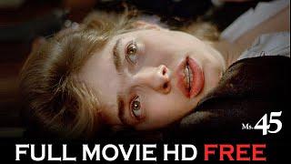 Watch MS. 45 R*pe \u0026 Revenge Full Movie in HD Blu-ray Free | Abel Ferrara @YANO Films