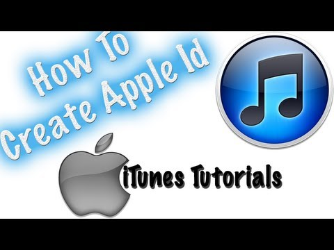 How To Setup and Create An Apple ID Account - iTunes Tutorials