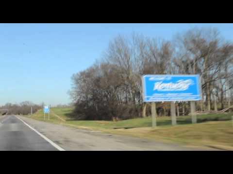 Caroline and Grey Drive Across America