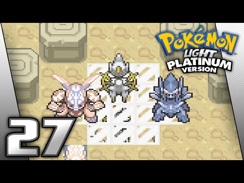 Pokémon Light Platinum - Episode 27: The Tale of Arceus