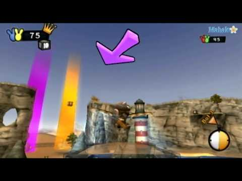 Raving Rabbids Travel in Time Walkthrough - Flyarium: Way-Over Layover