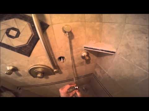 Grohe hand held control cartridge replacement