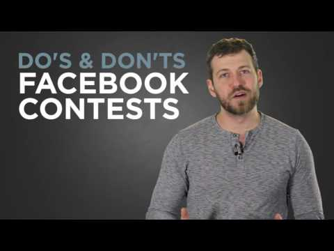 Facebook Contest Rules | Social Media Tips | Coal Creative