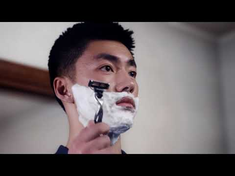 如何刮除面部鬍鬚 - 吉列 [Gillette]