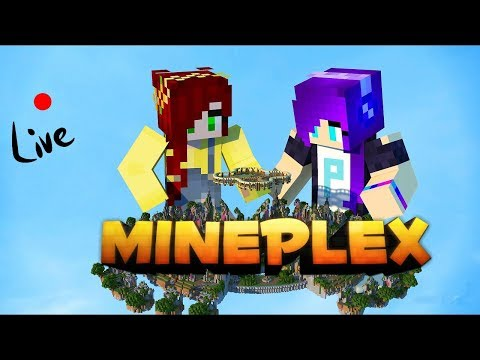 🔴 Live! // Playing Classic Mineplex Games // Road to 300