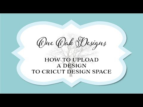 UPDATED - How to Upload an SVG File to Cricut Design Space