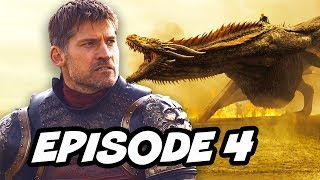Game Of Thrones Season 7 Episode 4 - TOP 10 WTF and Easter Eggs