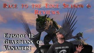 Race to the Edge Final Season Reviews: Ep 10 - Darkest Night