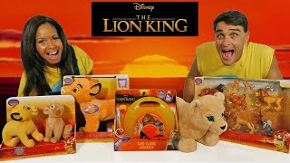 The Lion King Toy Challenge !  || Toy Review || Konas2002