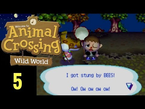 Animal Crossing: Wild World - Ep. 5 - Bees Attack