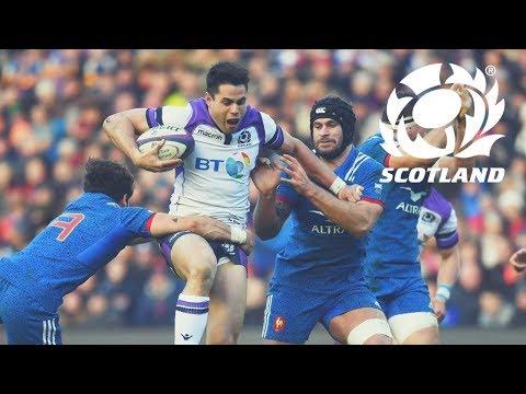 HIGHLIGHTS   Scotland v France - NatWest 6 Nations