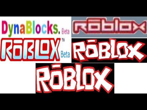 ROBLOX Evolution 2004 - 2016