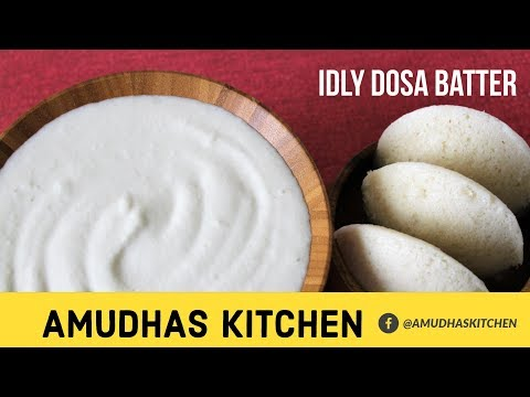 How to make Idly Dosa batter in Cold Countries | Idly Dosa Maavu in Tamil