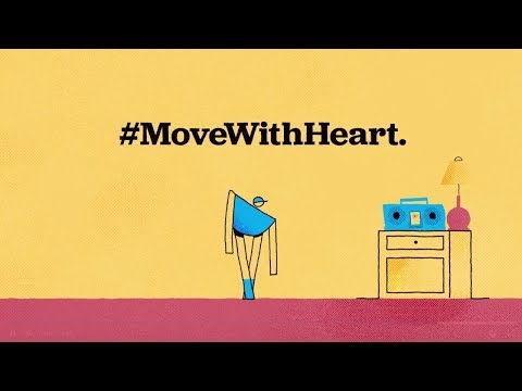 #MoveWithHeart for Your Heart