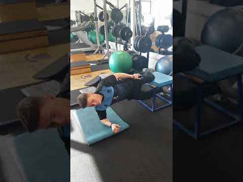 Short, Medium to Long Adductor Side Plank Hold Demo