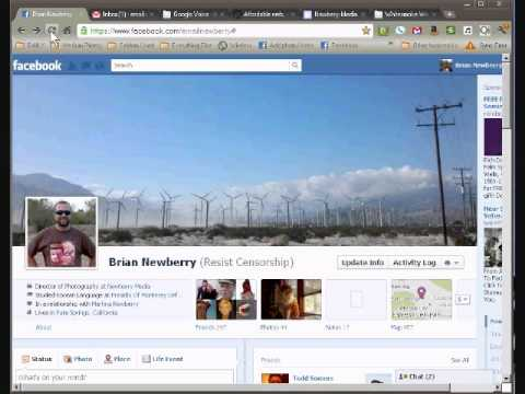 Add A Cover Image To Your Facebook Timeline