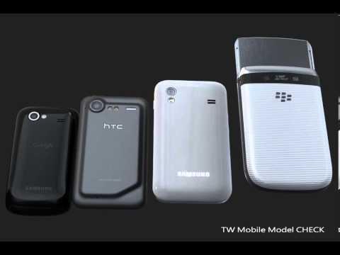 TW Mobile  Model check