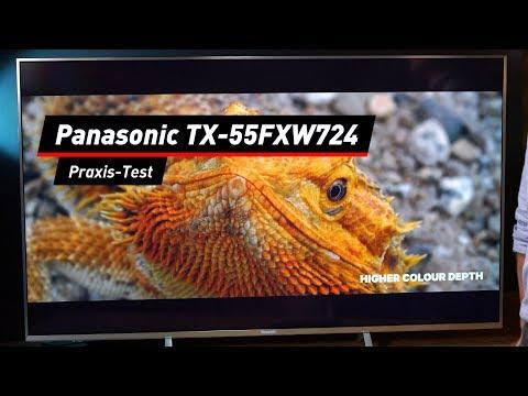 Panasonic FXW724 im Praxis-Test