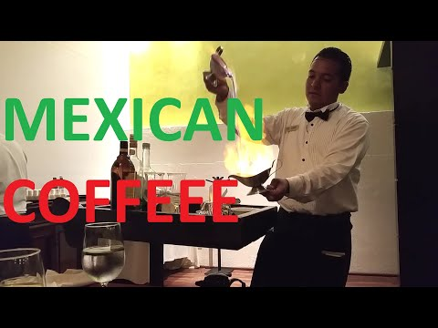 Chef Makes Coffee With Fire Using Aladdin Ginny Lamp