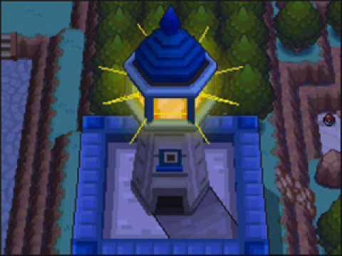 [Extended] Glitter Lighthouse / Mt. Silver Cave a.k.a Silver Cave {Pokémon HGSS}