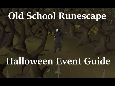 OSRS Halloween Event Guide | 2016