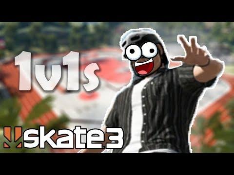Skate 3: DESTROYING Everyone in Multiplayer 1v1's