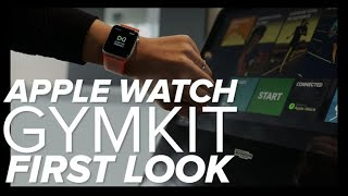 Apple Watch can now sync with a treadmill