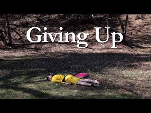 Giving Up: The Audiobook