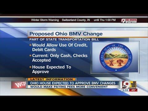Changes proposed to Ohio BMV
